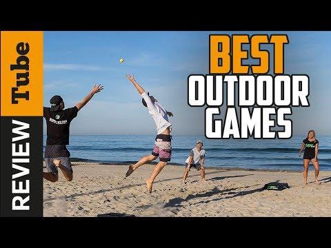 ✅ Outdoor Game: Best Outdoor Games 2019 (Buying Guide)