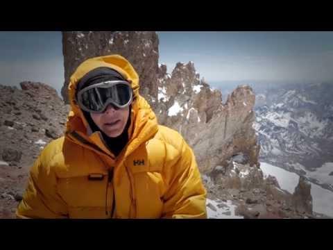 Dokumentären om Renata Chlumskas Seven Summits