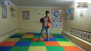Shiven pareek | BEST OF BHILWARA | SEASON-1 2k18 Audition | DCBA |  Dancing