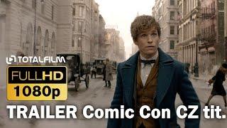 Fantastická zvířata a kde je najít (2016) CZ HD Comic Con TRL