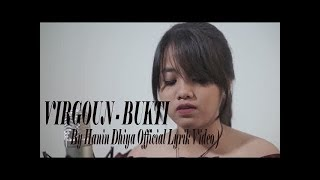 Virgoun - Bukti (Cover by Hanin Dhiya)