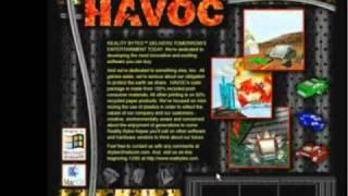 Havoc Title Screen (pc)