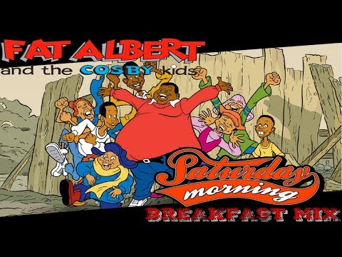 Saturday Morning Breakfast Mix - Fat Albert and the Cosby Kids