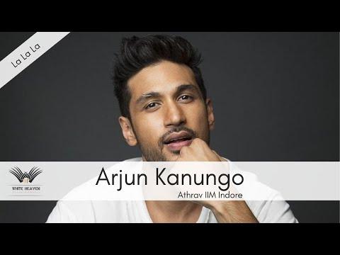 Lalala live by Arjun Kanungo at Atharv 2018, IIM Indore