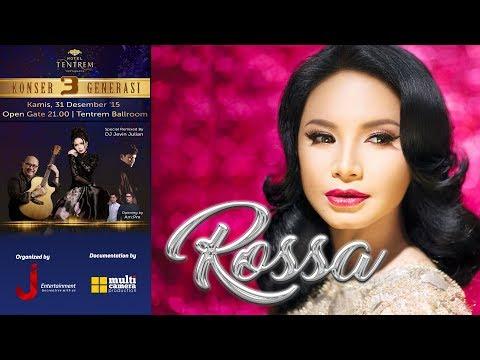 Cover Lagu ROSSA ft JEVIN JULIAN - Titanium Konser 3 Generasi (Live Concert) HITSLAGU