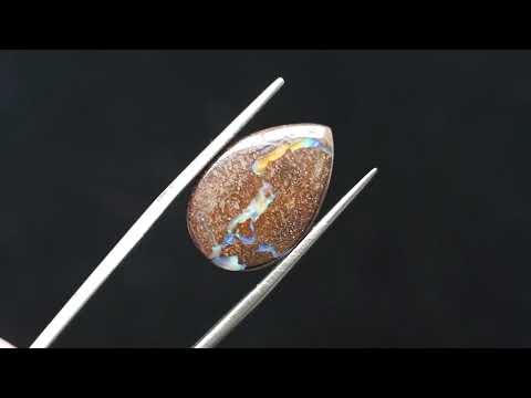 澳洲昆士蘭礫背蛋白石[ DCT Collection 小資珠寶 ]