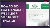 Before you send documents to WES - Watch This - YouTube