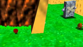 "SM64 The Green Stars - Explore Deep Into The Forest 11""67 (TAS)"