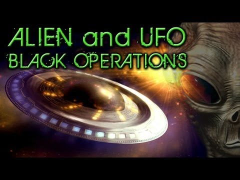 ALIEN and UFO BLACK OPERATIONS - Time Travel - Mind Control - Secret Experiments - FREE MOVIE