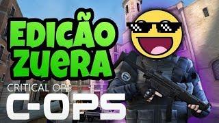 Zueira Critical-OPS #1 /PT-BR