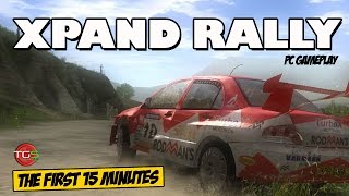 Xpand Rally - PC (1st 15 Minutes) Ep. 2