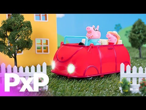 New toys inspired by eOne's Peppa Pig! | A Toy Insider Play by Play