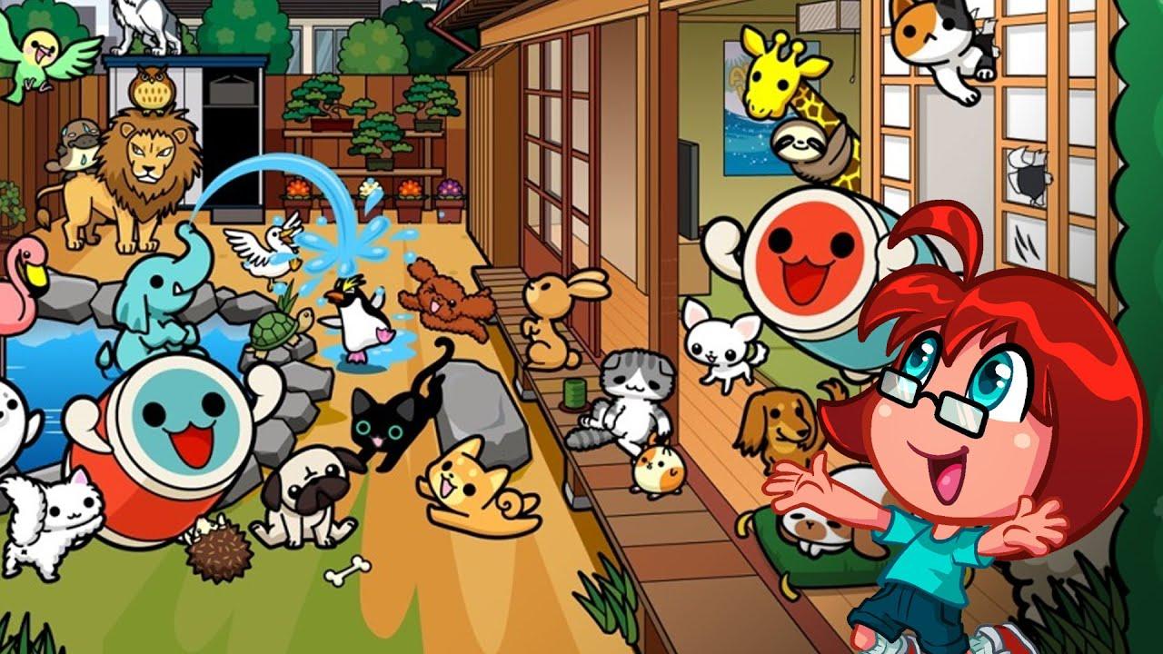 Taiko no Tatsujin Atsumete Tomodachi Daisakusen - Download Game