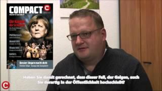 COMPACT TV-EXKLUSIV: Jetzt redet der Galgenmann von Pegida