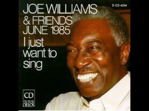 Joe Williams - Until I Met You