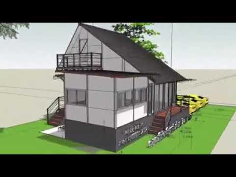 บ้านสำเร็จรูป Happy House 082 4959364