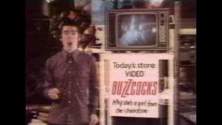 Buzzcocks - Why She's A Girl From The Chainstore (Official Video)