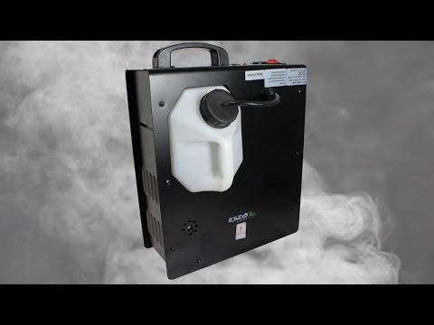 IBIZA LSMM1500W Multi-directional 1500W Smoke Machine Effect Professional Stage DJ