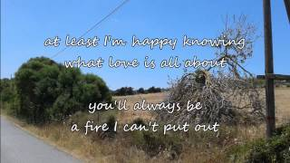 George Strait - A Fire I Can