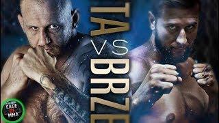 Babilon MMA 8 - Michał Kita vs Łukasz Brzeski