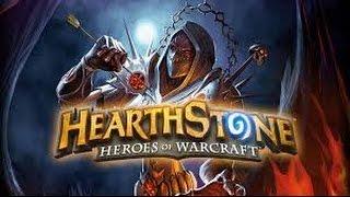 Стрим по HearthStone карточная игра онлайн