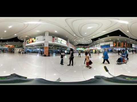 Terminal Bersepadu Selatan Canggih 360 VR