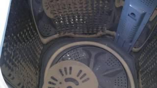 unboxing godrej washing machine
