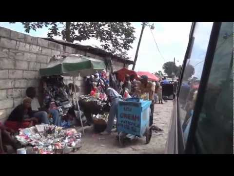 Haiti: We Go to the Market Travel Video