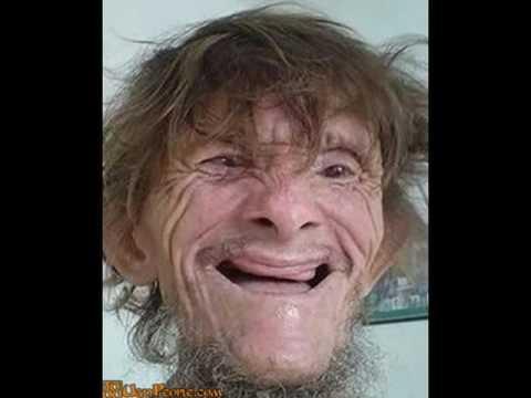 ugly face man. Ugly Face Cartoon - YouTube