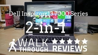 Dell Inspiron 13 7000 Series First Look & Impressions