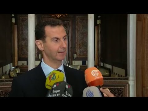 "Bashar al-Assad: ""The truce enables humanitarian work, allows us to to strike the terrorists"""