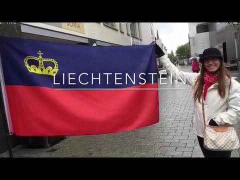 SUÍÇA 2016 - Zürich, Liechtenstein & Chur