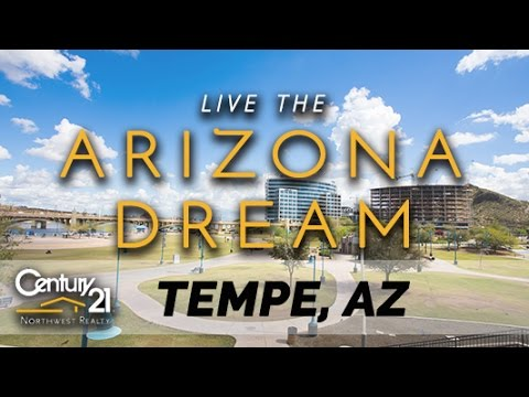 Living in Tempe, AZ - Real Estate and Homes by Century 21 Northwest