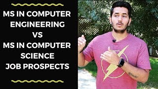 MS in Computer Engineering vs MS in Computer Science   Job prospects   MS in USA