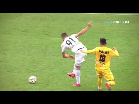 Ordabasy Kaspiy Match Highlights