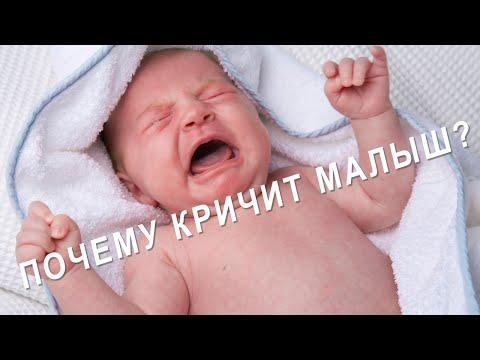 Николай Никонов - Почему кричит грудной ребенок?