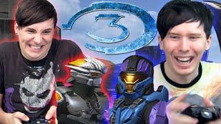 HAMMERS AT DAWN - Dan vs. Phil: Halo 3