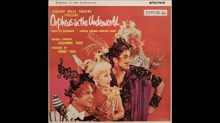 Jacques Offenbach : Orpheus in the Underworld, selections from the operetta in two acts (1858)