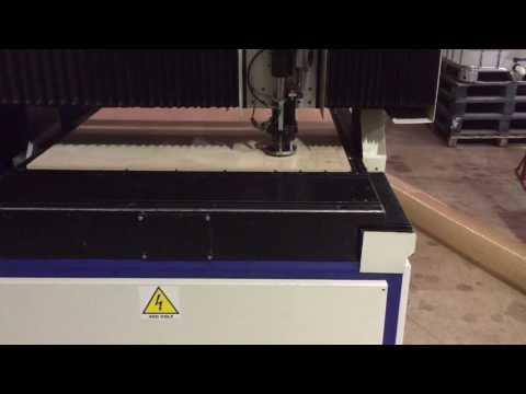 Cutlite Penta PL1513 250watt laser cutting system