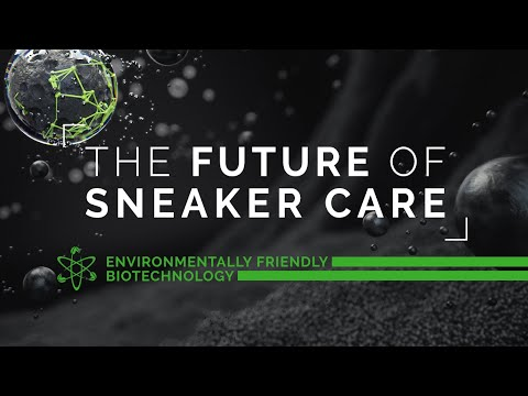 Sneaker LAB Is an Environmentally Friendly Shoe Cleaner Alternative