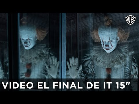 "IT CAPÍTULO 2 - El final de IT 15"" - Warner Bros Pictures Latinoamérica"
