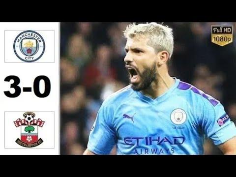 Manchester City vs Southampton 3-0 All Goals & - Highlights  29/10/2019 HD