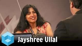 Jayshree Ullal, Arista Networks - #VMworld 2015 -  ...