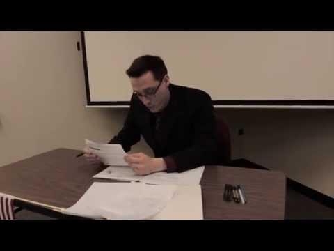 """Signing Statement""""KangarooBill"""""""
