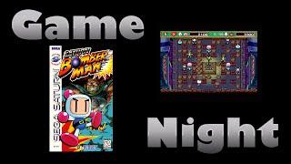 Saturn Bomberman - Sega Saturn - Game Night - KWKBOX