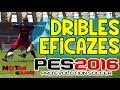 PES 2016 - TUTORIAL DRIBLES EFICAZES/ OS MELHORES (PS3/PS4/XBOX360/XBOX ONE)