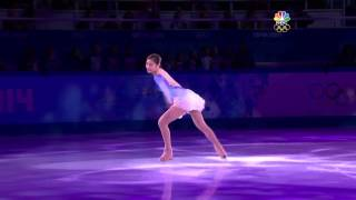 NBC  2014 Yuna Kim - Imagine