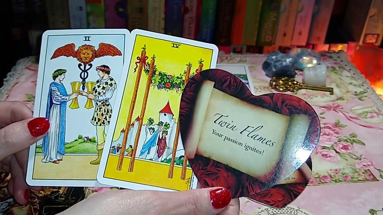 Free Twin Flame Tarot Reading