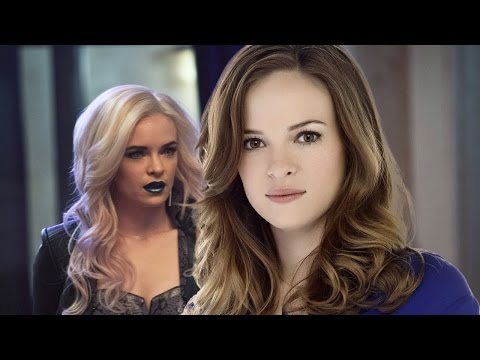 The Flash - Danielle Panabaker Talks Villainy, Bloopers and