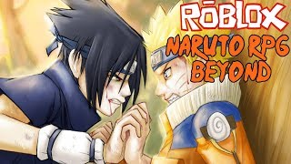 ACTUAL COMBAT! || Roblox Naruto RPG Beyond Episode 6 (Roblox NRPG:Beyond)